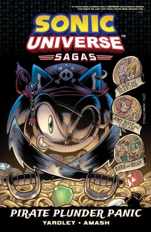 Sonic Universe Sagas Vol.1: Pirate Plunder Panic (canceled)