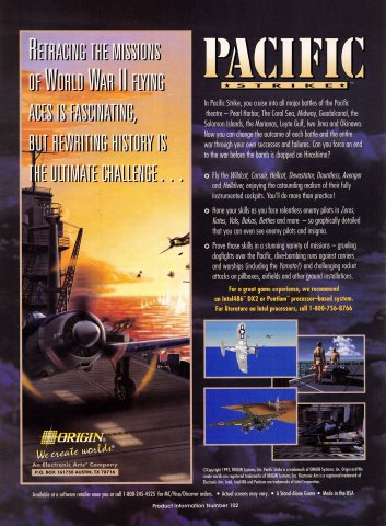Pacific Strike