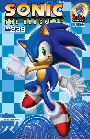 Sonic the Hedgehog 239 (September 2012)
