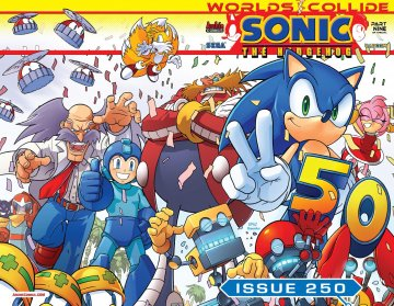 Sonic the Hedgehog 250 (August 2013)