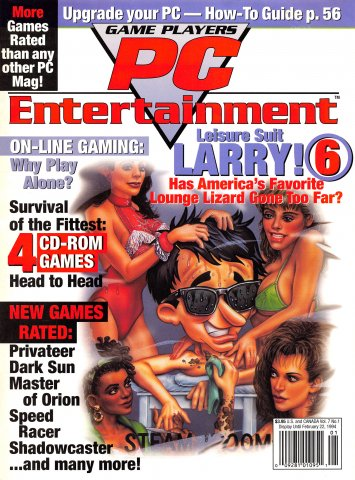 Game Players PC Entertainment Vol.7 No.1 (January-February 1994)