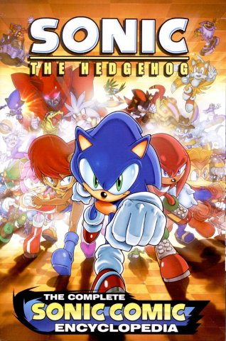 Sonic the Hedgehog - The Complete Sonic Comic Encyclopedia