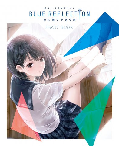 Blue Reflection - First Book (Vol.621 supplement) (September 15-29, 2016)