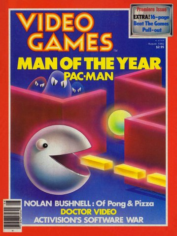 Video Games Issue 01 (August 1982)
