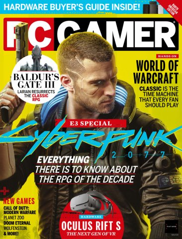 PC Gamer Issue 321 (September 2019)