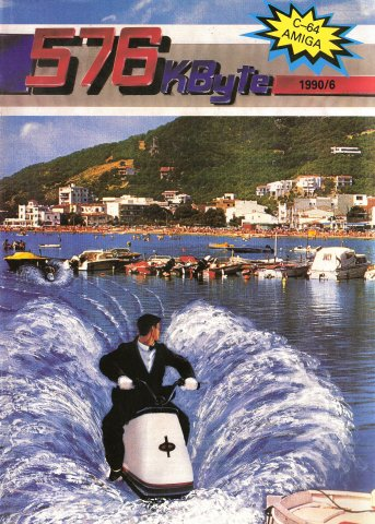 576 KByte Issue 006 (June 1990)