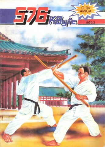 576 KByte Issue 002 (February 1990)