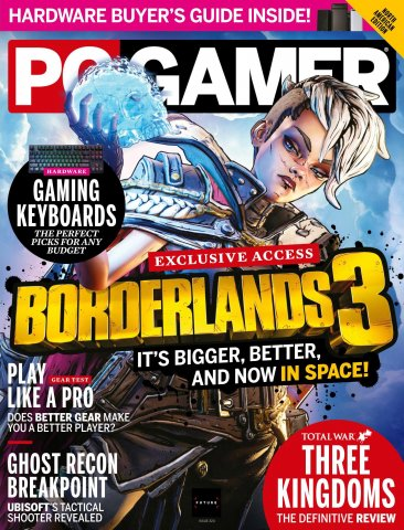 PC Gamer Issue 320 (August 2019)