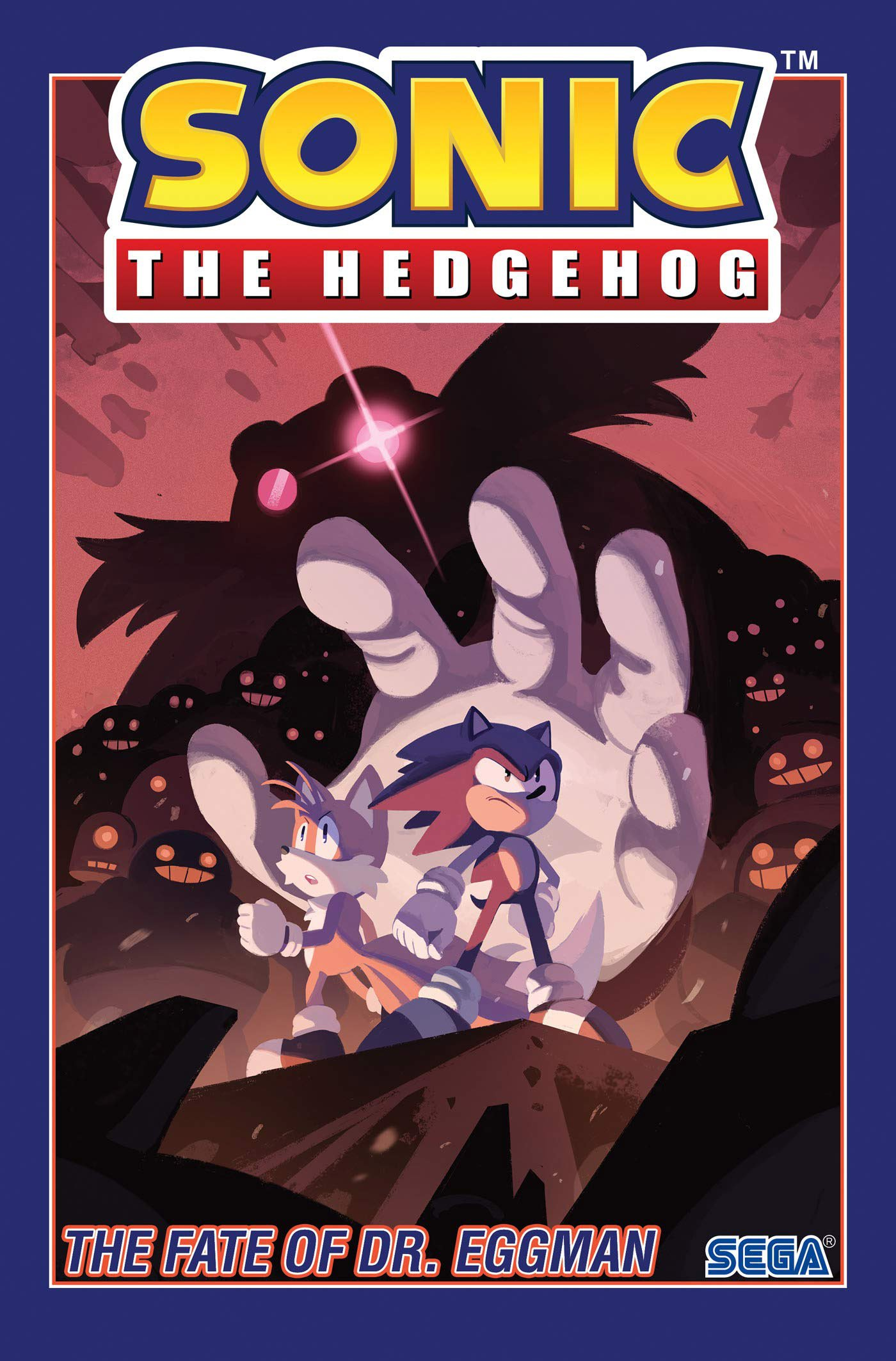 Sonic the Hedgehog Vol.2: The Fate of Dr. Eggman