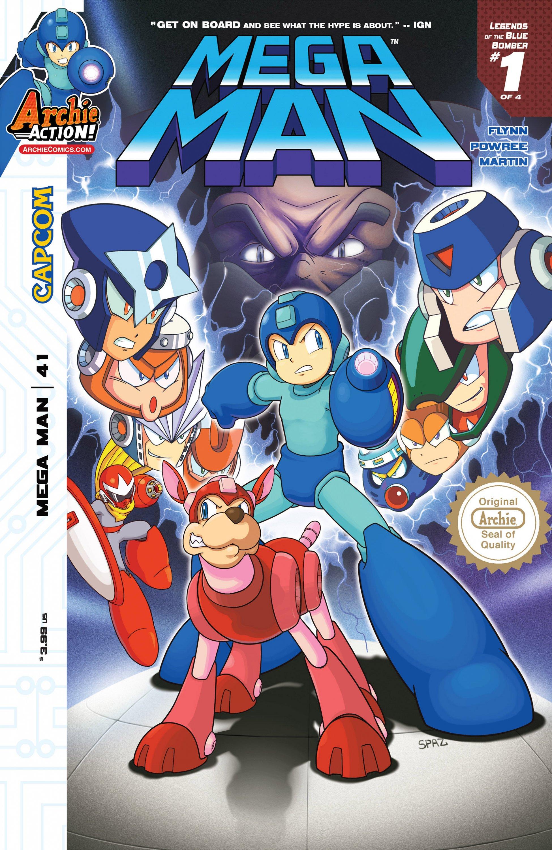 Mega Man 041 (November 2014)