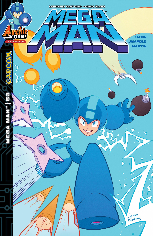 Mega Man 053 (November 2015)
