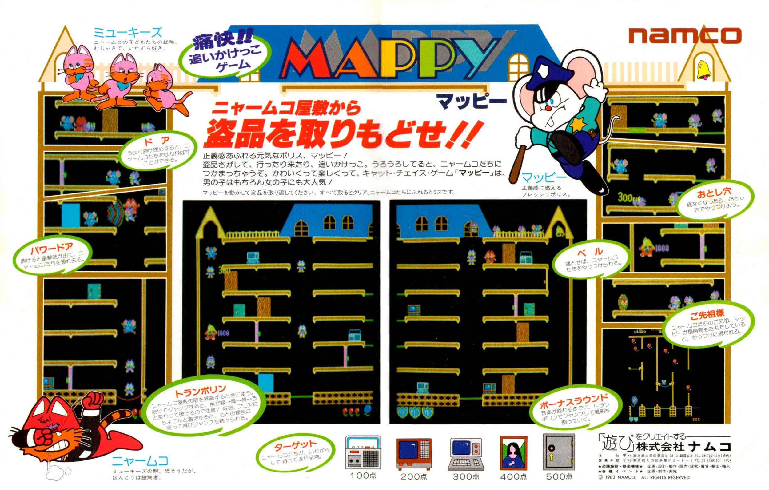 Mappy (Japan)