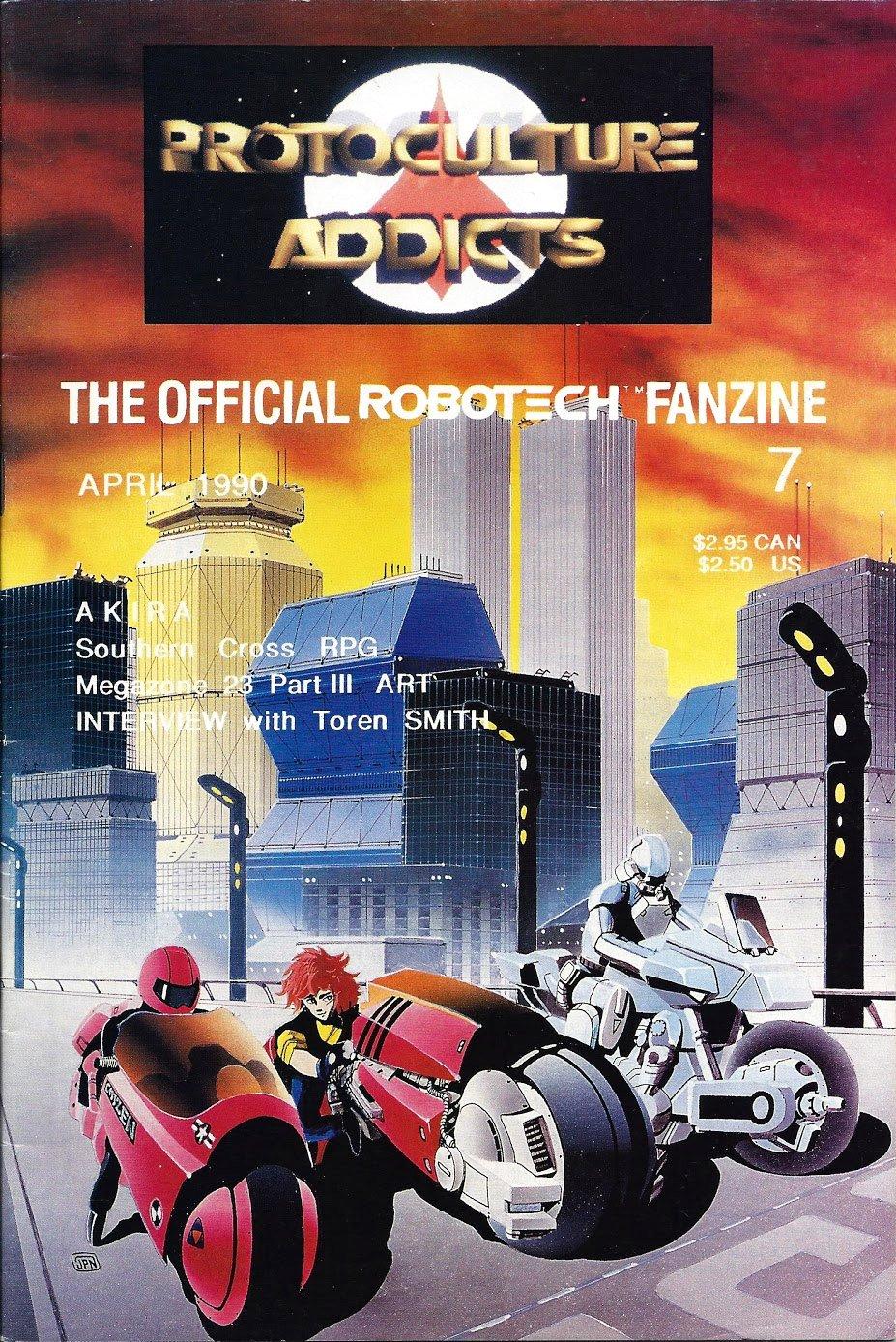 Protoculture Addicts Issue 07 (April 1990)