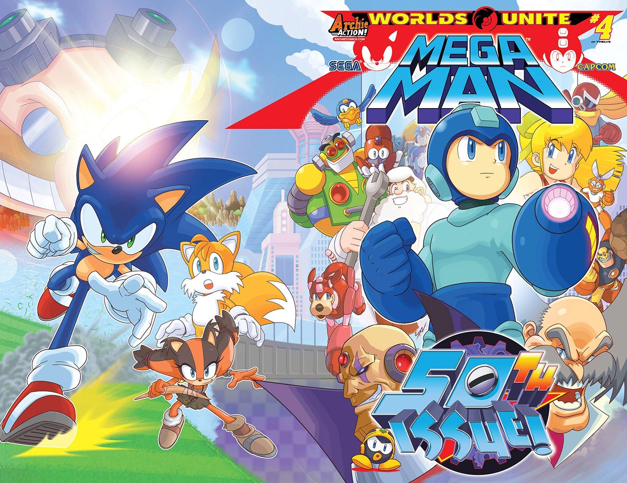 Mega Man 050 (August 2015)