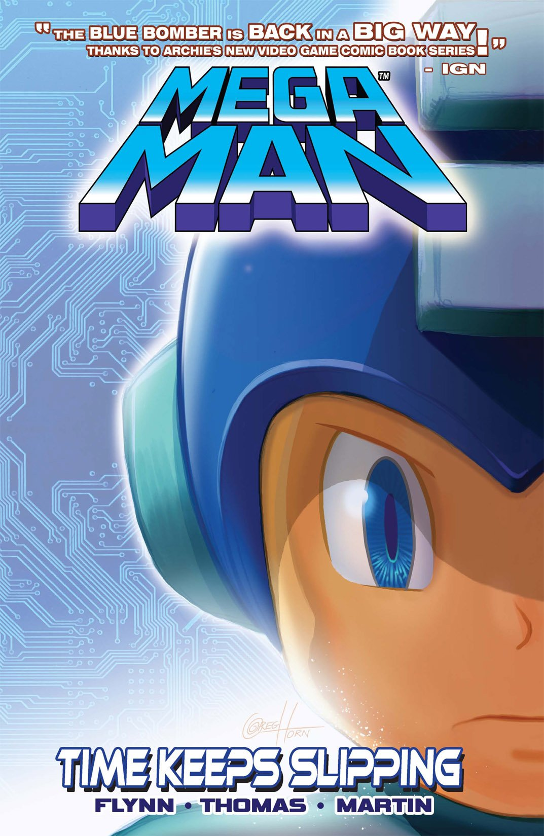 Mega Man Volume 02: Time Keeps Slipping