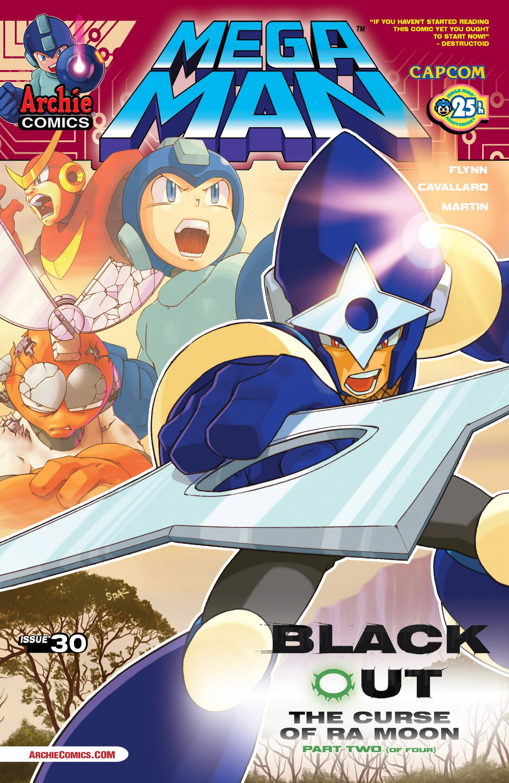 Mega Man 030 (December 2013)