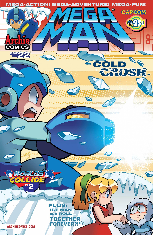 Mega Man 022 (April 2013)