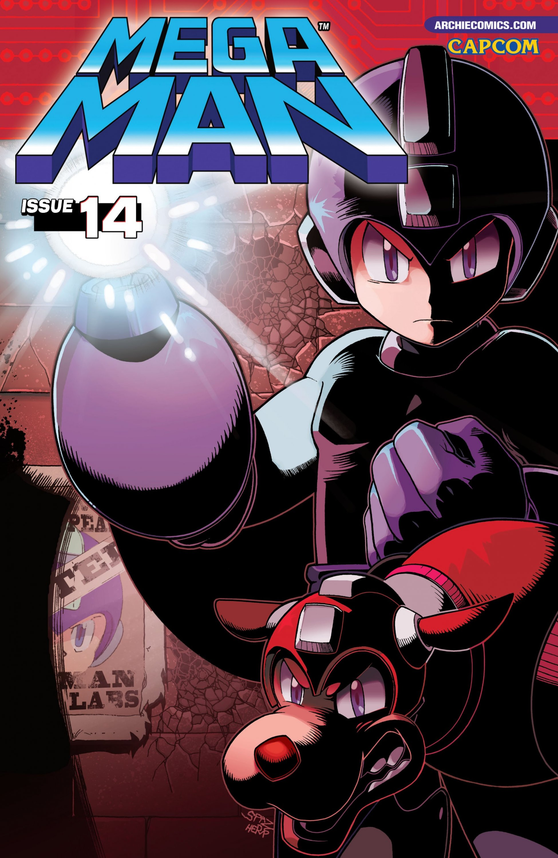 Mega Man 014 (August 2012)
