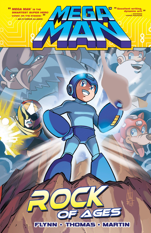 Mega Man Volume 05: Rock of Ages