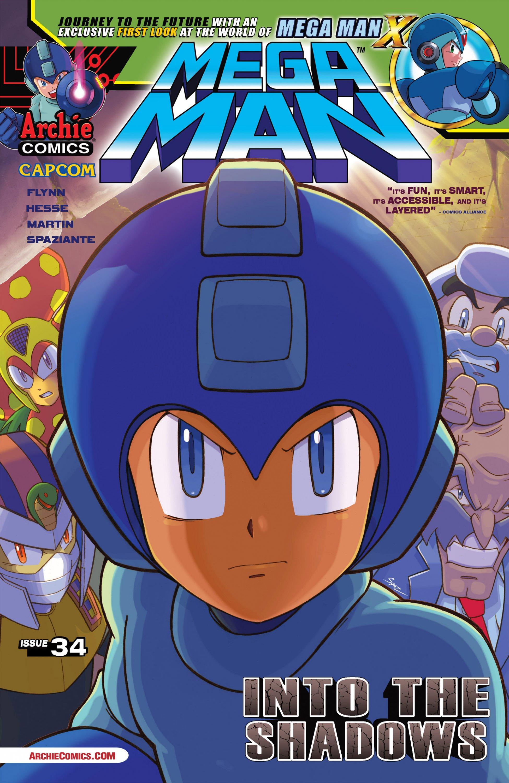 Mega Man 034 (April 2014)
