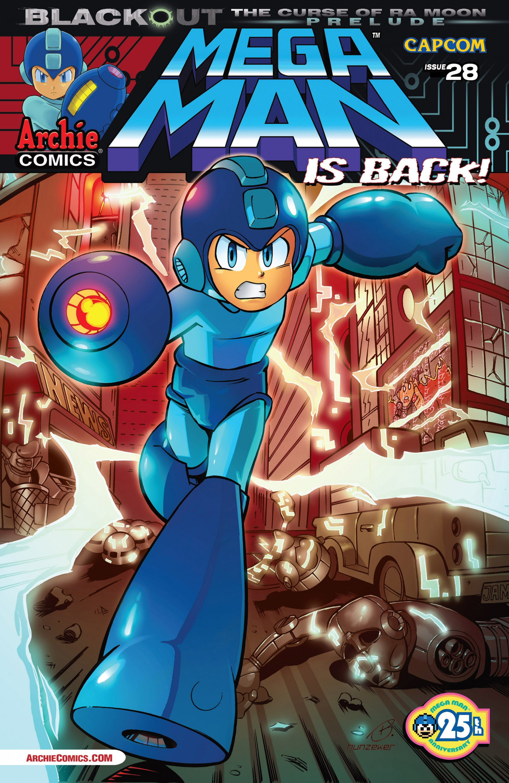 Mega Man 028 (October 2013)