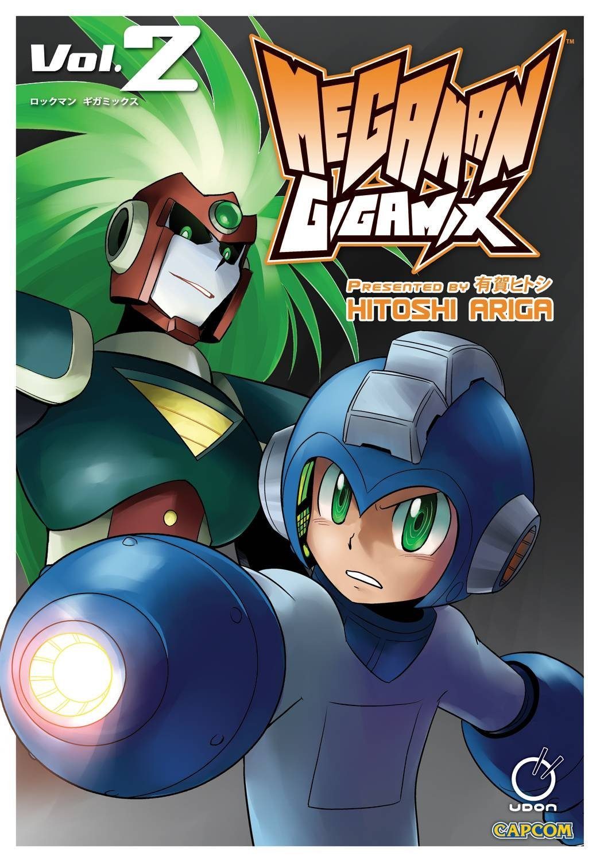 Mega Man Gigamix Vol.2