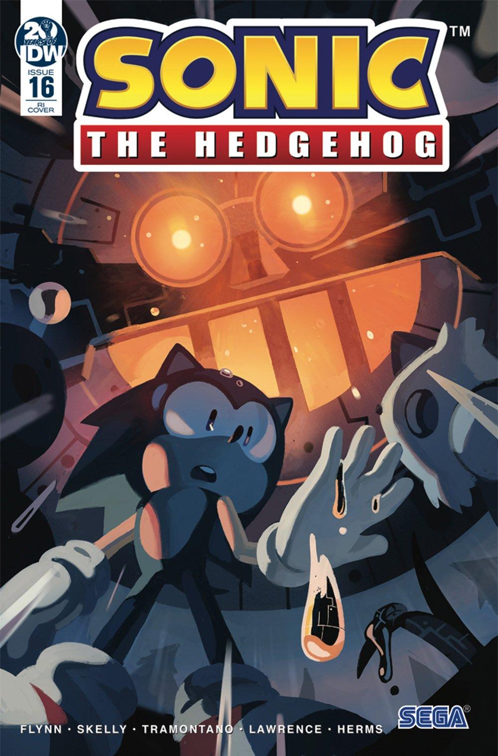 Sonic the Hedgehog 016 (April 2019) (retailer incentive)
