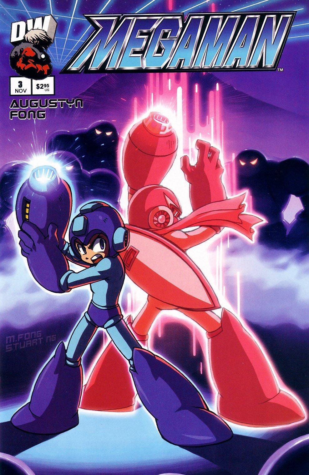 Mega Man 03 (November 2003)