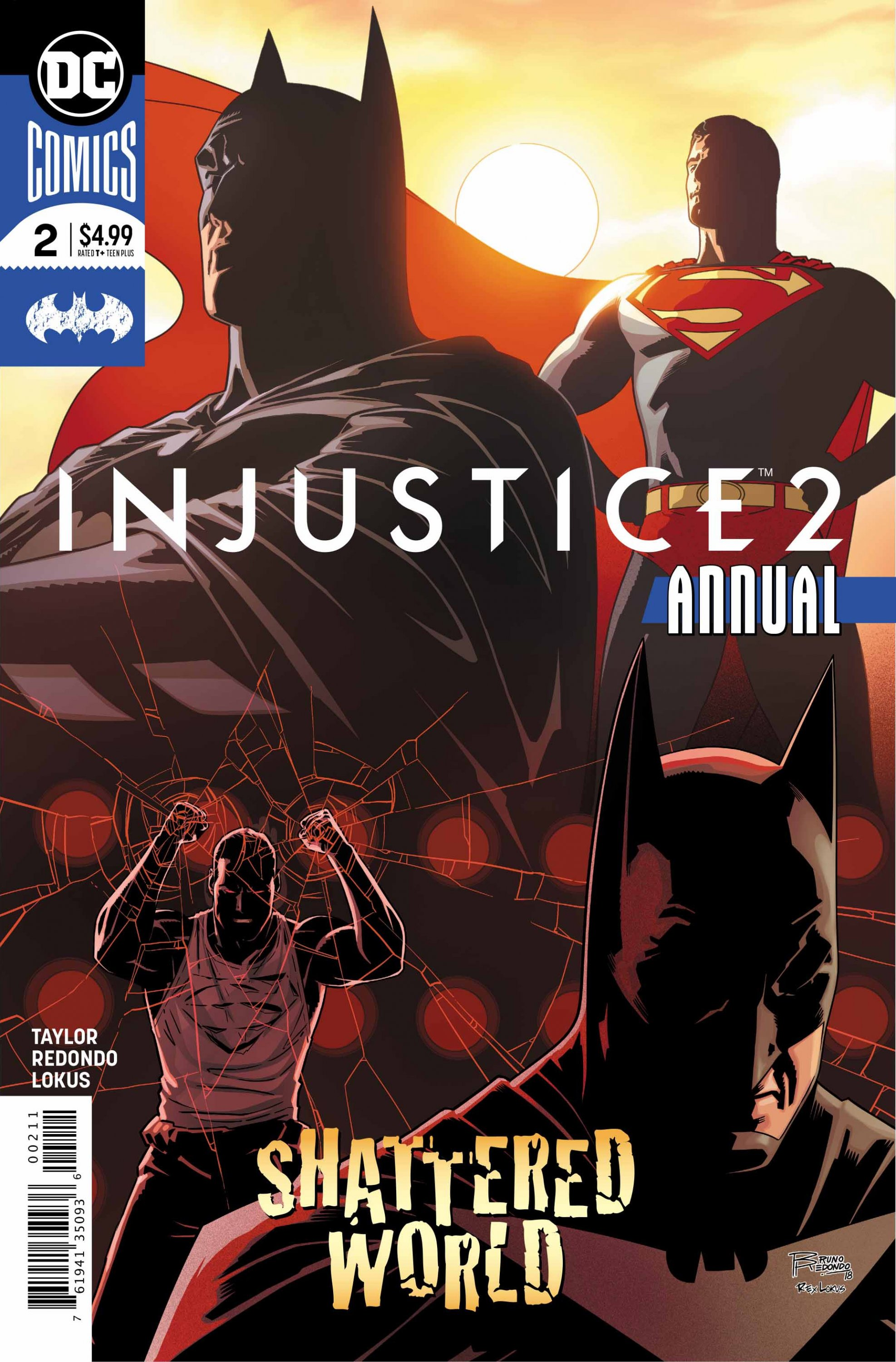Injustice 2 Annual 2 (January 2019)