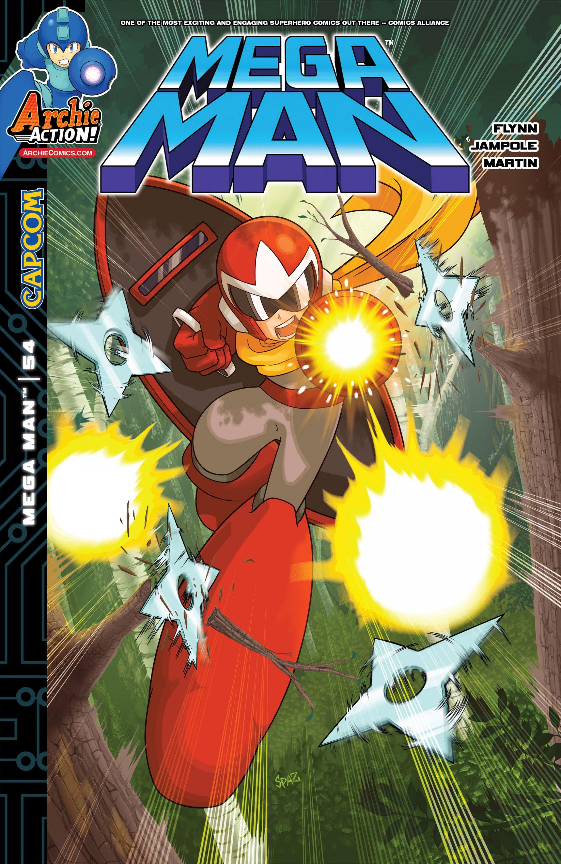 Mega Man 054 (December 2015)