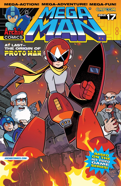Mega Man 017 (November 2012)