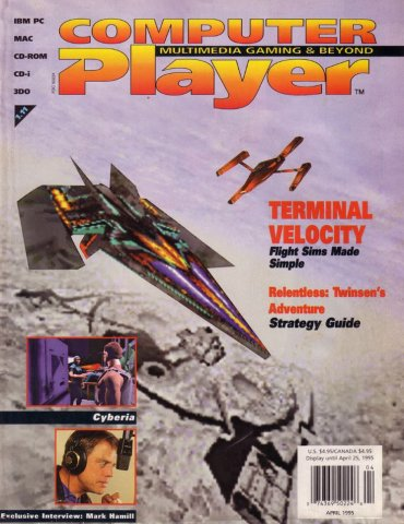 Computer Player Vol.1 Issue 11 (April 1995)
