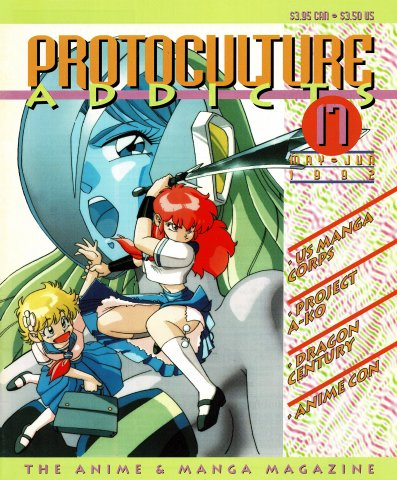 Protoculture Addicts
