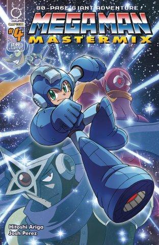 Mega Man Mastermix 004 (April 2019) (cover a)