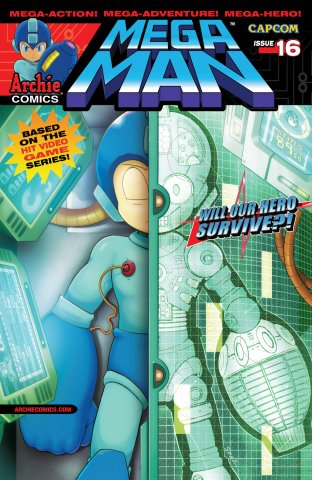 Mega Man 016 (October 2012)