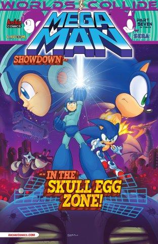Mega Man 026 (August 2013)
