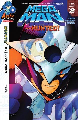 Mega Man 042 (December 2014)