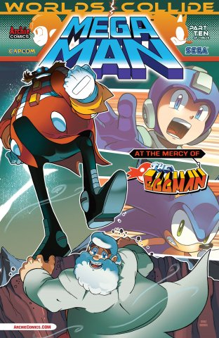 Mega Man 027 (September 2013)