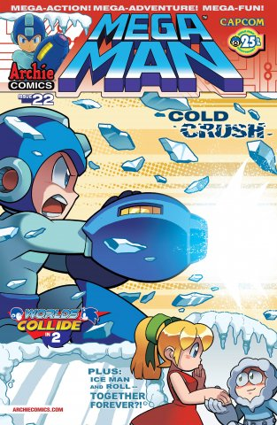 Mega Man 022 (April 2013)