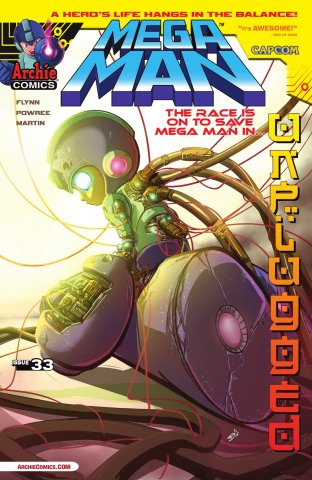 Mega Man 033 (March 2014)