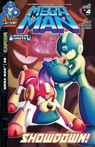 Mega Man 048 (June 2015)