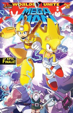 Mega Man 052 (October 2015)