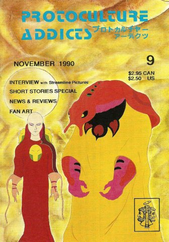 Protoculture Addicts Issue 09 (November 1990)