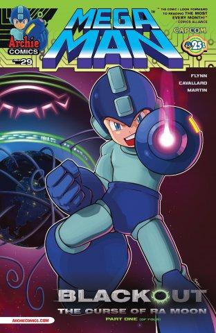 Mega Man 029 (November 2013)