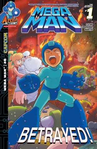 Mega Man 045 (March 2015)