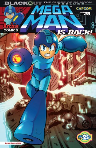 Mega Man 028 (October 2013)
