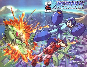 Mega Man (Dreamwave)