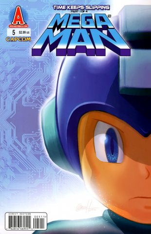 Mega Man 005 (November 2011)