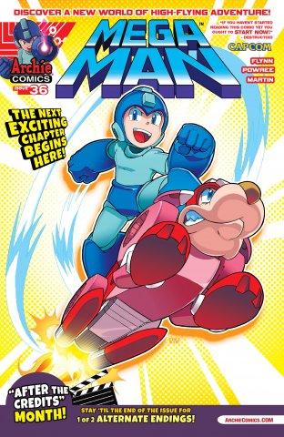 Mega Man 036 (June 2014)
