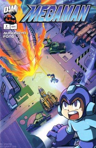 Mega Man 02 (October 2003)